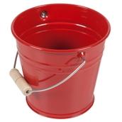 Nienhuis Montessori Small Bucket: Red