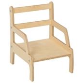 Nienhuis Montessori Weaning Chair: Adjustable height