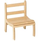 Nienhuis Montessori Slatted Chair: High
