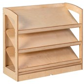 Nienhuis Montessori Book Shelf - Back Wall