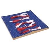 Nienhuis Montessori Bow Tying Frame
