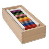 Nienhuis Montessori Second Box Of Colour Tablets