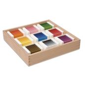 Nienhuis Montessori Third Box Of Colour Tablets