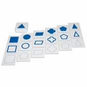 Nienhuis Montessori Geometric Form Cards