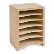 Nienhuis Montessori Geometric Form Card Cabinet