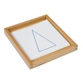 Nienhuis Montessori Geometric Cards