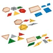 Nienhuis Montessori Constructive Triangles