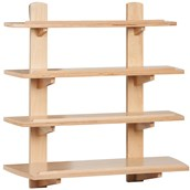 Nienhuis Montessori Floor / Wall Frame For The Metal Insets