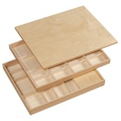 Nienhuis Montessori Large Movable Alphabet Box