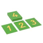 Nienhuis Montessori Sandpaper Numerals: International Version