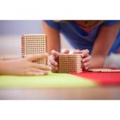 Nienhuis Montessori Golden Bead Material: Individual Beads Nylon