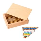 Nienhuis Montessori Teen Bead Box: Individual Beads Nylon