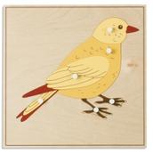 Montessori products Animal Puzzle: Bird