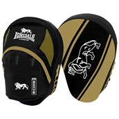 Lonsdale Club Curved Hook and Jab Pads - Pair