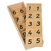 Nienhuis Montessori Tens Board International Version