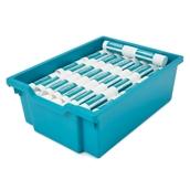 Classmates Glue Sticks - 40g - Pack of 200 ***Free Gratnells Tray & Lid***