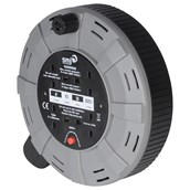 4 Socket 10m Cable Reel Extension Lead