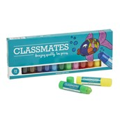 Classmates Paint Sticks - Pack of 12