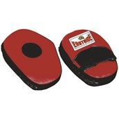 Eastside Straight Hook and Jab Pads - Red - One Size - Pair
