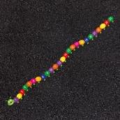 Caterpillar Number Markings - Multi - 8m