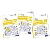 Numicon® Number 3 Explorer Progress Book ABC