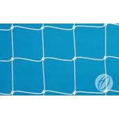 Harrod Sport Goal Net - White - 12 x 6ft - Pair