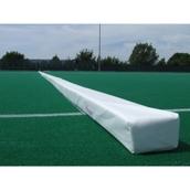 Harrod Sport Hockey Ball Stop Beam - White - 3.6m