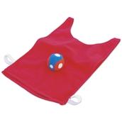 Target Bibs Set - Red - Pack of 6