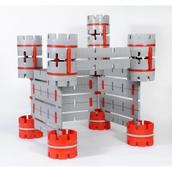 Constructa Castle - 54 Pieces