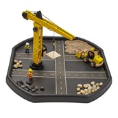 Construction Play Tray Bundle