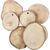 Wooden Discs - Pack of 25