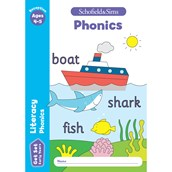 Schofield & Sims Get Set Literacy Pupil Book : Phonics