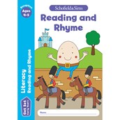 Schofield & Sims Get Set Literacy Pupil Book : Reading and Rhyme