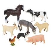 Farm Animal Set from Hope Education