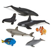 Sealife Animals Set from Hope Education