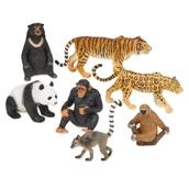 Jungle Animal Set from Hope Education