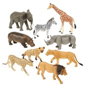 Savannah Animals Set from Hope Education