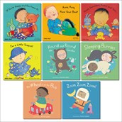 Baby Rhyme Time Board Books - Pack of 8