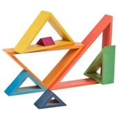 TickiT Rainbow Architect Triangles
