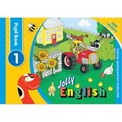 Jolly English Level 1 Pupil Set