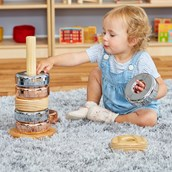 Discovery Stacking Tower from Hope Education