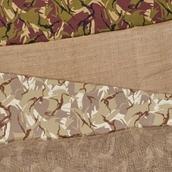 Camouflage Den Fabrics