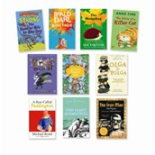 Books to read before you are 9 - Pack of 10