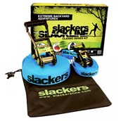 Slackers Classic Slackline Set - Blue