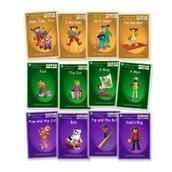 Dandelion Launchers Decodable Phonic Books: Units 1-3