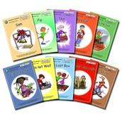 Dandelion Phonics Readers Set 1 (1-10)