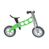 MiniCruiser Lightweight Balance Bike Green