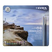 Lyra Graduate Aqua Pencils