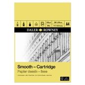 Daler Rowney Simply Cartridge Pad - A4