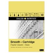 Daler Rowney Simply Cartridge Pad - A3